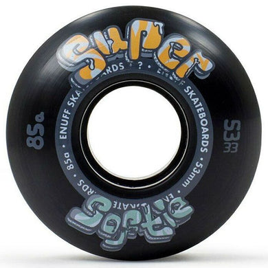 Enuff Skateboards Super Softie Skateboard Wheels 85a 53mm