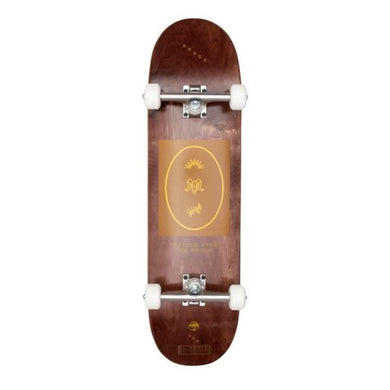 Arbor Street Recruit Whiskey Complete Skateboard 8.5