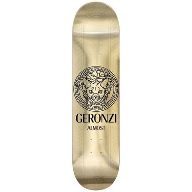 Almost Skateboards Max Geronzi Runway Skateboard Deck 8.5''
