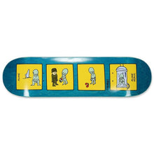 Theories Of Atlantis Alone Again Skateboard Deck 8.5""