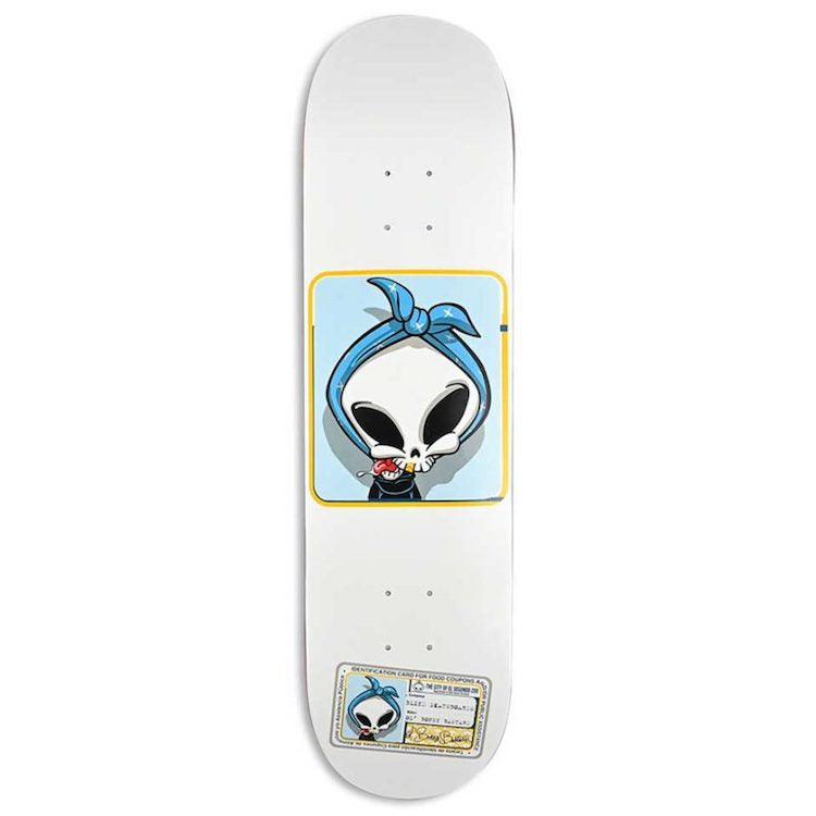 Blind Skateboards Maxham Old Boney Bastard Skateboard Deck 8.375