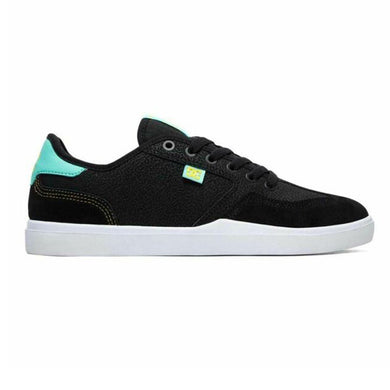 DC Vestrey SSE Black/Turquoise Shoes