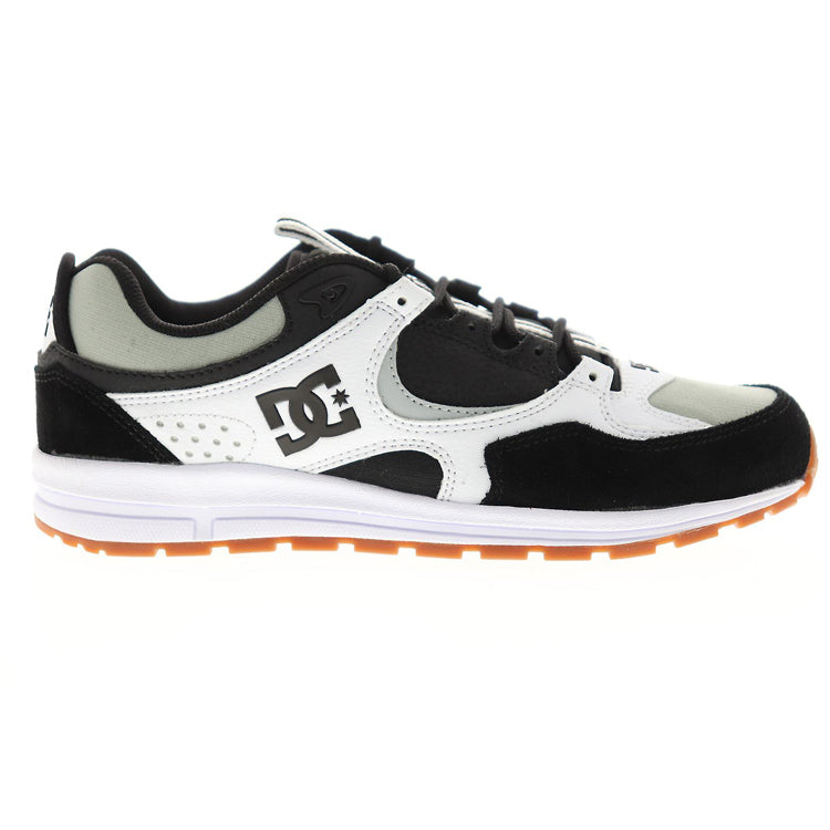 DC Shoes Kalis Lite Black/Grey/White Shoes