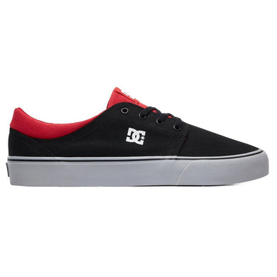 DC Trase SD Black/Red/Grey Shoes
