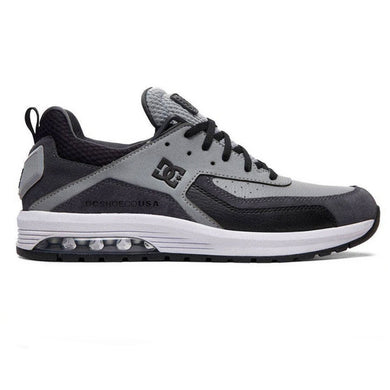DC Vanium SE Grey/Grey/Black Shoes