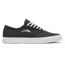 Lakai Oxford Black/Canvas Shoes
