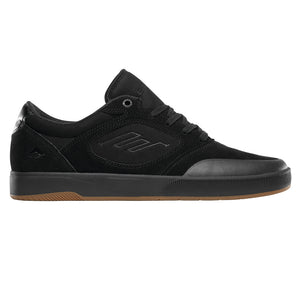 Emerica Dissent Black/Black Shoes