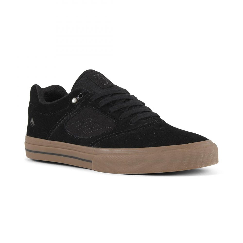 Emerica Reynolds 3 G6 Vulc Black/Gum Shoes
