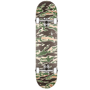 Globe G1 Full On Tiger Camo Complete Skateboard 8""