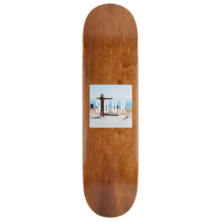 Sour Skateboards Enlightenment Skateboard Deck 8.25