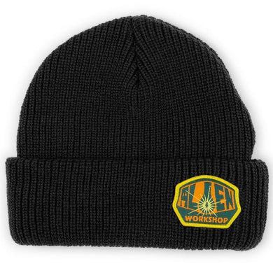 Alien Workshop OG Logo Beanie Black