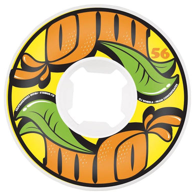 OJ Wheels From Concentrate EZ EDGE Skateboard Wheels 101a 56mm