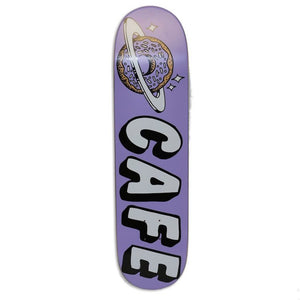 Skateboard Cafe Planet Donut Lavender Skateboard Deck 7.75""