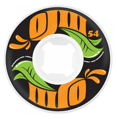 OJ Wheels From Concentrate EZ EDGE Skateboard Wheels 101a 54mm