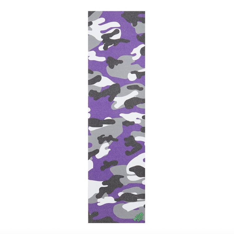 Mob Grip Griptape Sheet Purple Camo 9