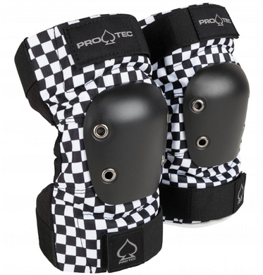 Pro-Tec Adult Street Elbow Pads Checker Large