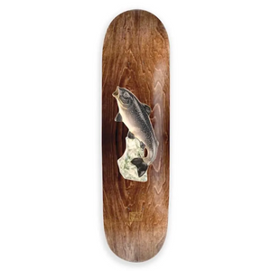 Passport Trout Skateboard Deck 8.6""