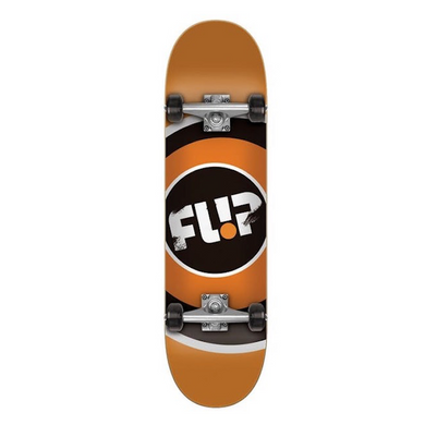 Flip Skateboards Odyssey Start Orange Complete Skateboard 7.75