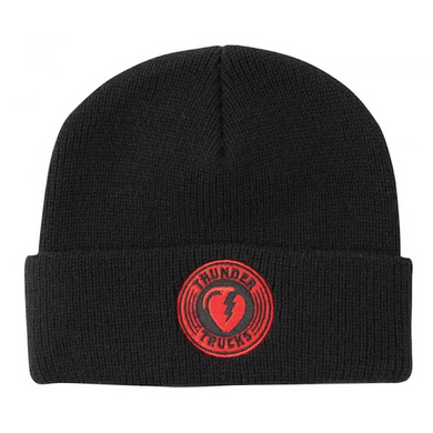 Thunder Trucks Charged Grenade Beanie Black/Red
