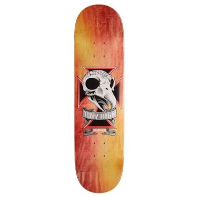 Birdhouse Skateboards Tony Hawk Skull 2 Pro Skateboard Deck 8.25