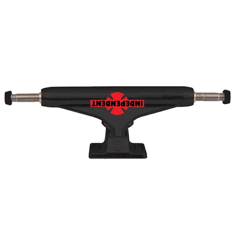 Independent Truck Co Stage 11 Classic OGBC Flat Black Skateboard Trucks 139
