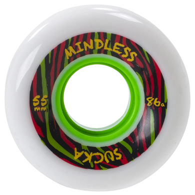 Mindless Skateboards Sucka Skateboard Wheels 86a 55mm