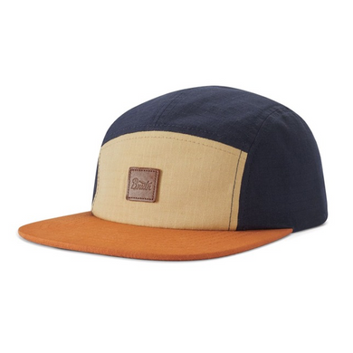 Brixton Stith LP Camper Cap Gravel/Amber/Washed Navy