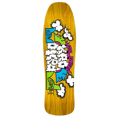 Krooked Skateboards Ray Barbee Clouds Skateboard Deck 9.5