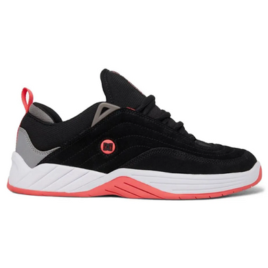 DC Shoes Williams Slim S Black/Hot Pink Shoes