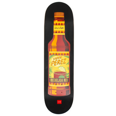 Chocolate Skateboards Hecox Essentials Stevie Perez Skateboard Deck 8