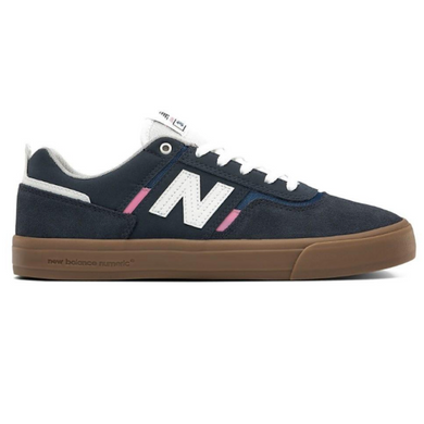 New Balance Numeric 306 Jamie Foy navy/pink Shoes
