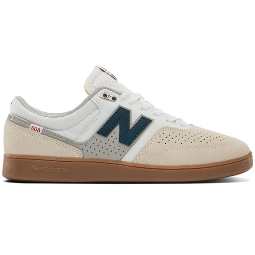 New Balance Numeric 508 Brandon Westgate white/blue Shoes
