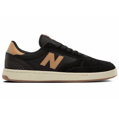 New Balance Numeric 440 Black/Brown Shoes