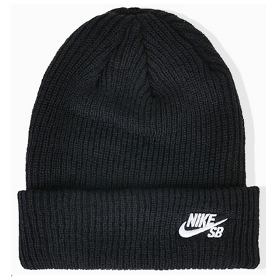 Nike SB Fisherman Cuff Beanie Black
