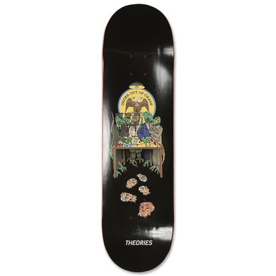 Theories Of Atlantis Situation Room Skateboard Deck 8.25