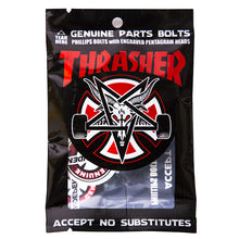 "Independent Truck Co x Thrasher 1"" Phillips Skateboard Bolts"