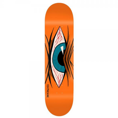 Toy Machine Mad Eye Skateboard Deck 8.375