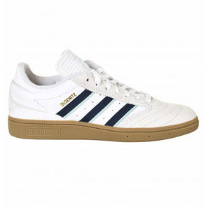 Adidas Skateboarding Busenitz Beige/Collegiate Burgundy/Clear Mint Shoes