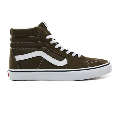 Vans Sk8-Hi Beech/True White Shoes