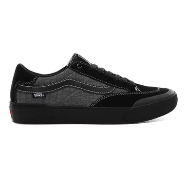 Vans Berle Pro (Croc) Black/Pewter Shoes