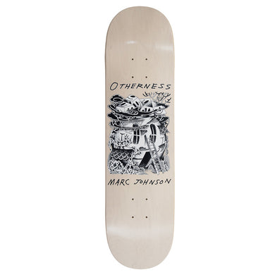 Otherness Marc Johnson Skateboard Deck 8.25