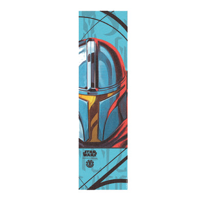 Element X Star Wars Mandalorian Mando Card Griptape