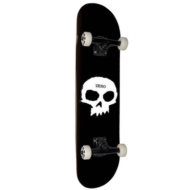 Zero Skateboards Single Skull Complete Skateboard 8
