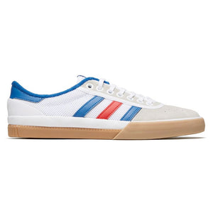 Adidas Skateboarding Lucas Premiere Cloud White/Collegiate Royal/Crystal White Shoes