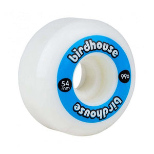 Birdhouse Skateboards Logo Blue Skateboard Wheels 99a 54mm