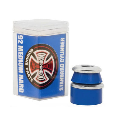 Independent Truck Co Standard Cylinder Medium Hard 92a Blue Bushings