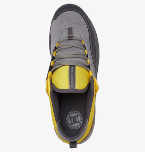 DC Shoes Williams Slim Grey/Yellow Shoes