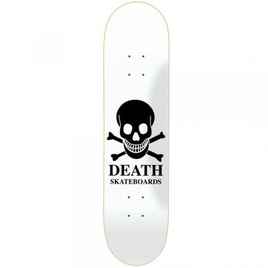 Death Skateboards OG Skull Skateboard Deck 7.5