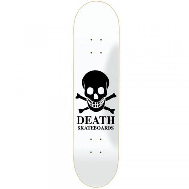 Death Skateboards OG Skull Skateboard Deck 8.5
