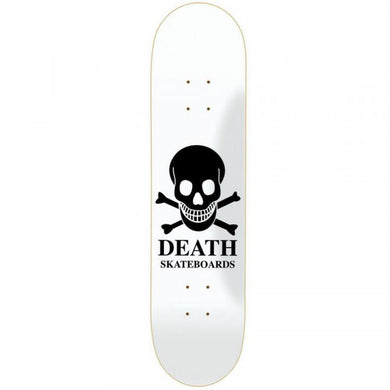 Death Skateboards OG Skull Skateboard Deck 8.75
